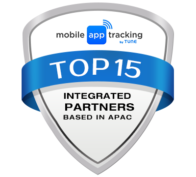 Top 15 Integrated Partners of Tune Based in APAC