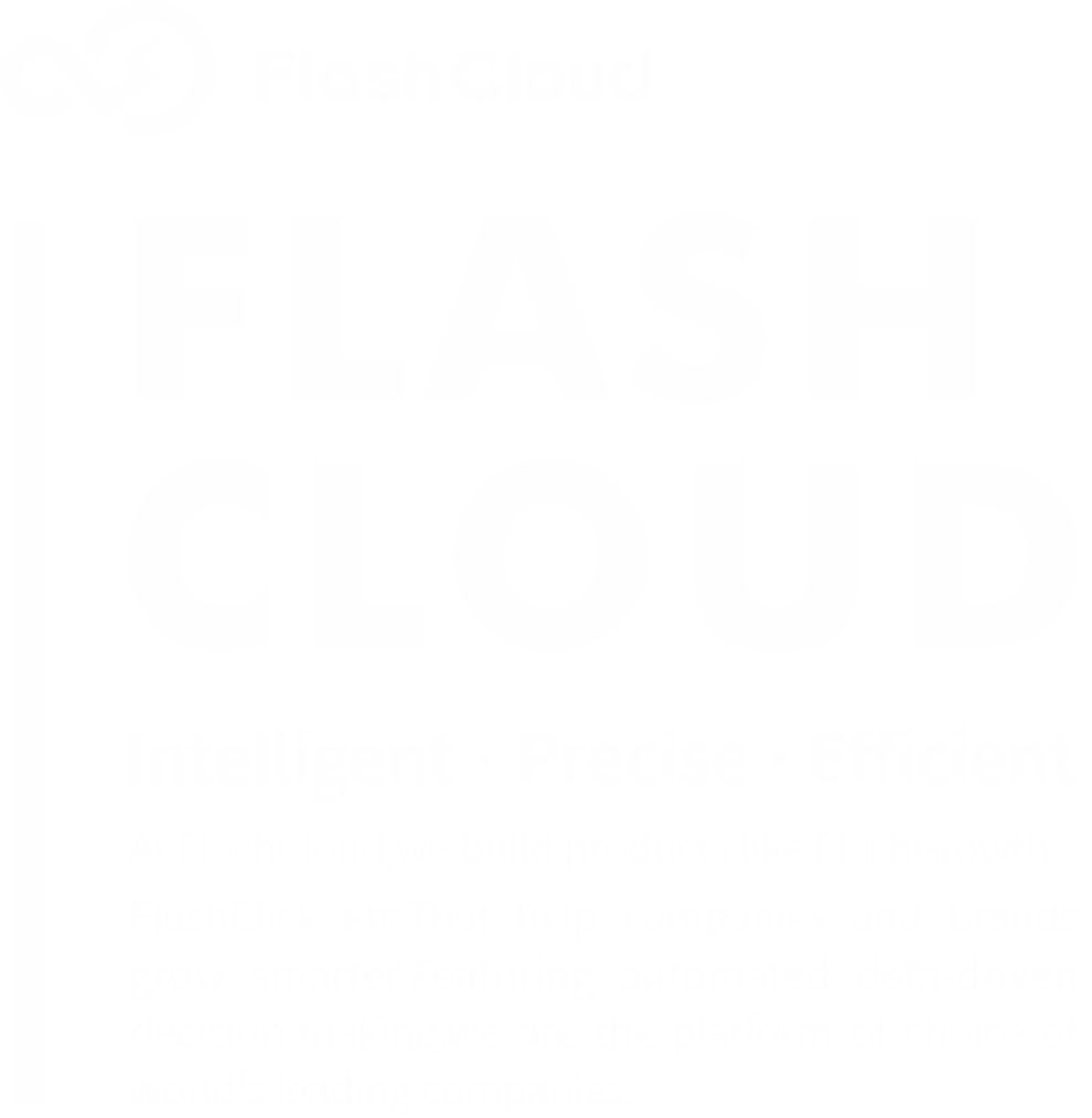 FlashCloud Intelligent Precise Efficient